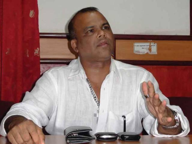 Goa minister Pacheco, convicted of slapping govt official, resigns