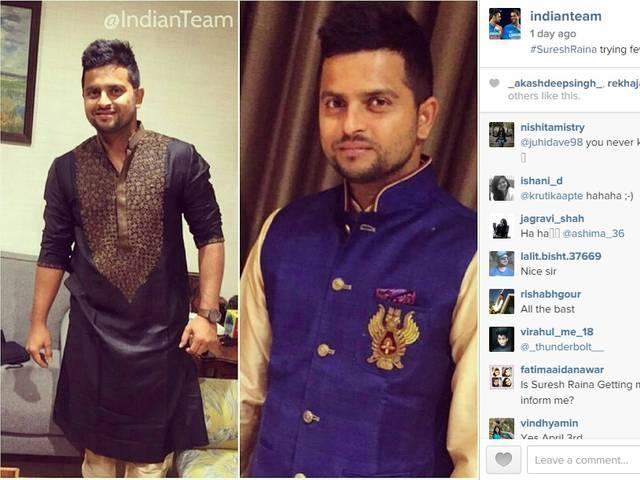Suresh Raina_Marriage_