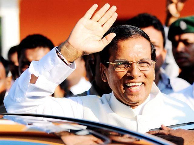 Sri Lankan President Maithripala Sirisena to visit Pakistan