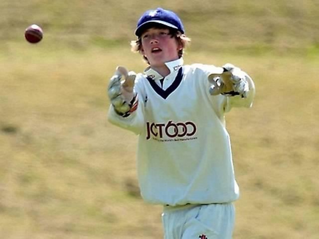 Youngest ever English first-class cricketer Barney Gibson retires at age of 19