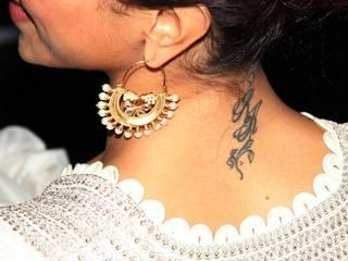 celebrities and their world of tattoos_Sakshi Dhoni_Chennai Super Kings_MS Dhoni_