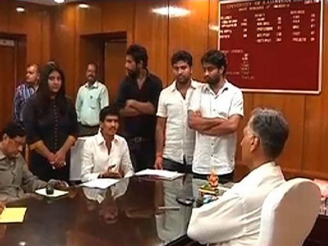 Rajasthan varsity paper leaked on WhatsApp, exam canceled