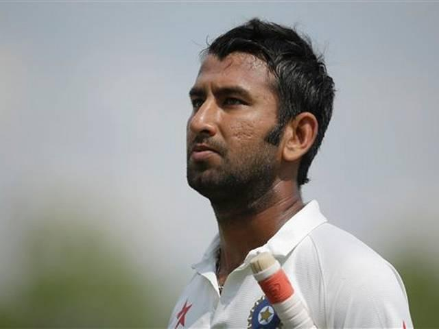 I want to play in all format: Pujara