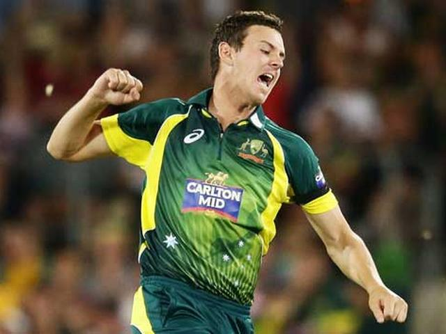 IPL 8_Rohit Sharma_Josh Hazlewood_Lasith Malinga_Corey Anderson_