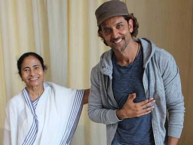 Hrithik Roshan Meets Mamata Banerjee, Promises to Attend Kolkata Film Fest
