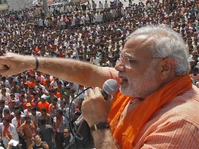 If elections were held today NDA will win 200 seats