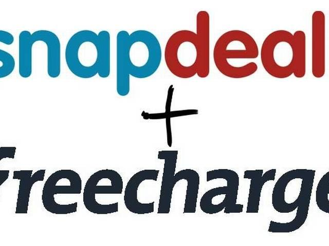 SNAPDEAL BROUGHT FREECHARGE
