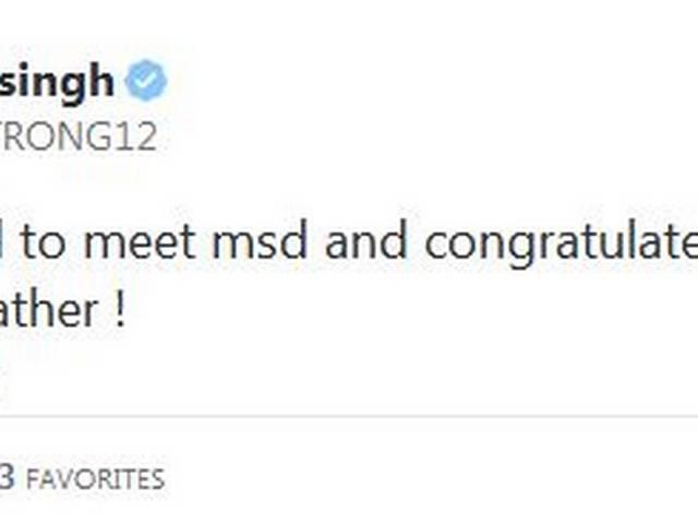 Yuvraj Singh_Yograj Singh_Team India_Mahendra Singh Dhoni_IPL 8