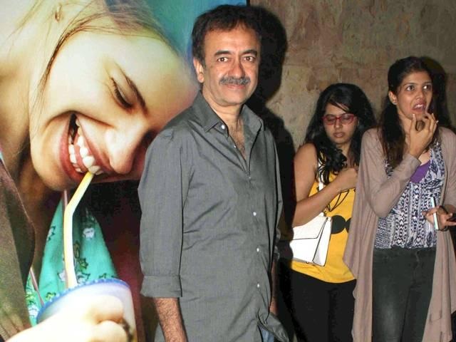 We have become careful about what we say: Rajkumar Hirani