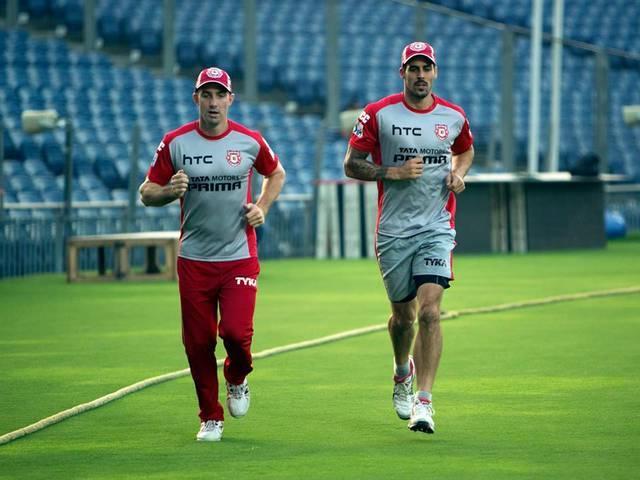 IPL 8_IPL_Rajeev Shukla_Kings Xi Punjab_