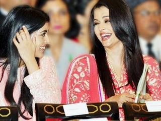 Nnavya nada steal the show from aish