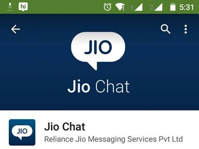Jio Chat better option than whatsapp offers video calling