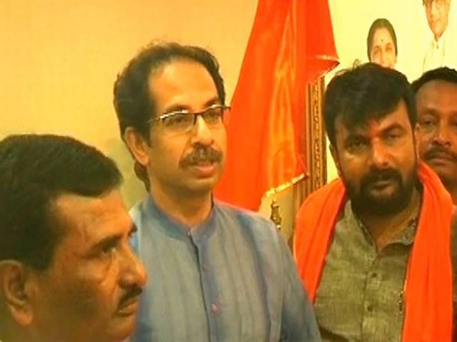 shiv sena gets angry with jaitapur power plant
