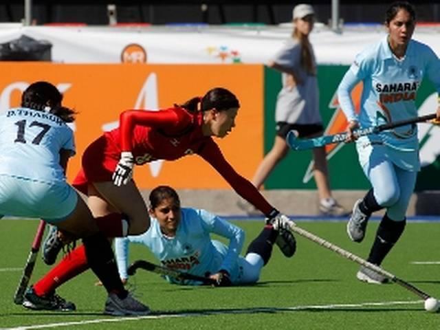 भारतीय महिला टीम को एशिया कप हाकी में कांस्य