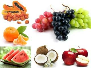 fruits in summer