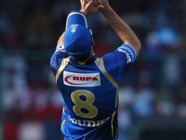 Rajasthan Royals beat Delhi Daredevils by 3 wickets