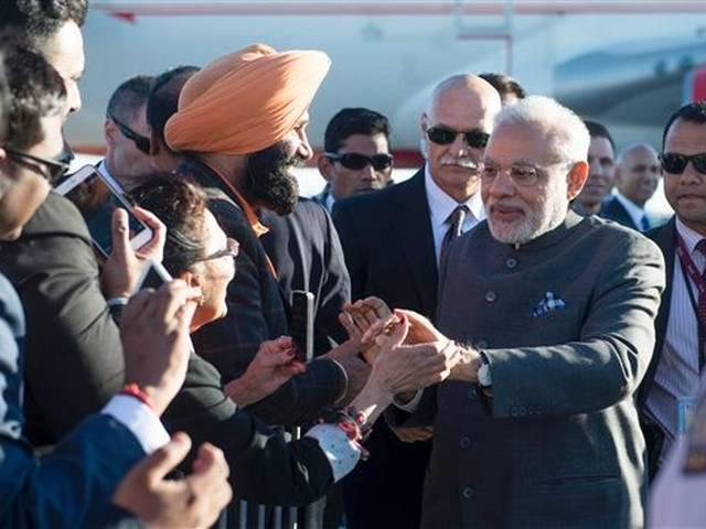 PM Modi reaches Canada; to focus on energy, investments