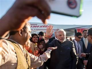 PM Narendra Modi reached Canada after he completed his France and Germany tour