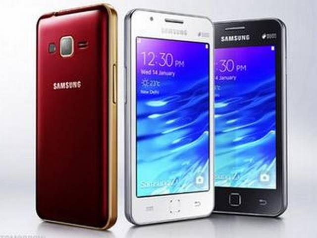 Samsung Z1 gets an official price cut in India