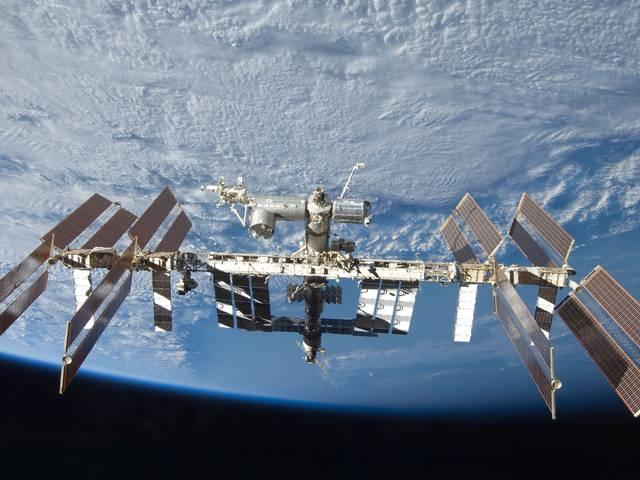 Dragon spacecraft on way to ISS