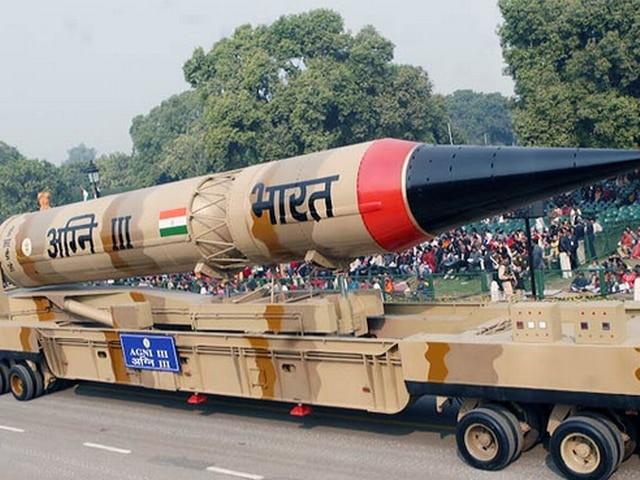 Nuclear-capable Agni 111 ballistic missile test-fired