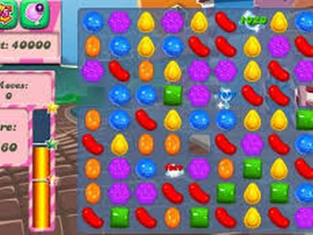 Candy crush lead a man to hospital