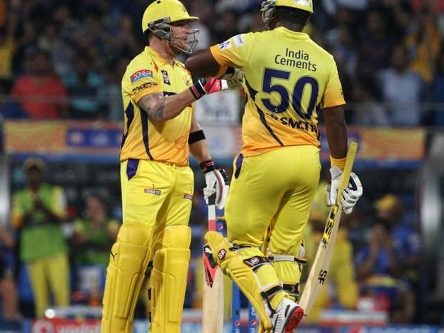 IPL_IPL 8_Chennai Super Kings_Brendum Mccullum_Dwayne Smith_Mumbai Indians_