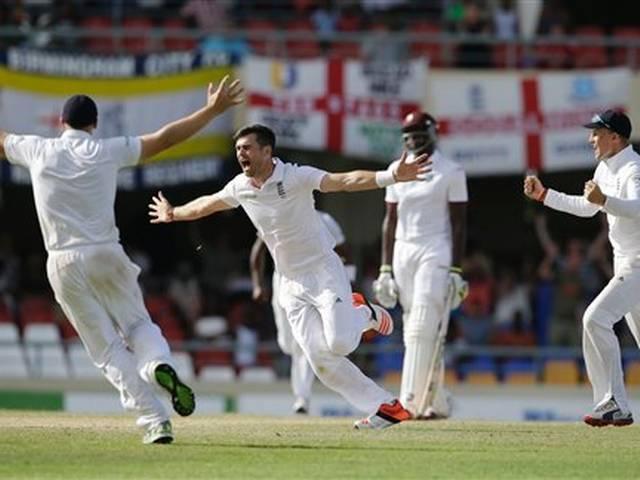 West Indies_England_Jason Holder_James Anderson_
