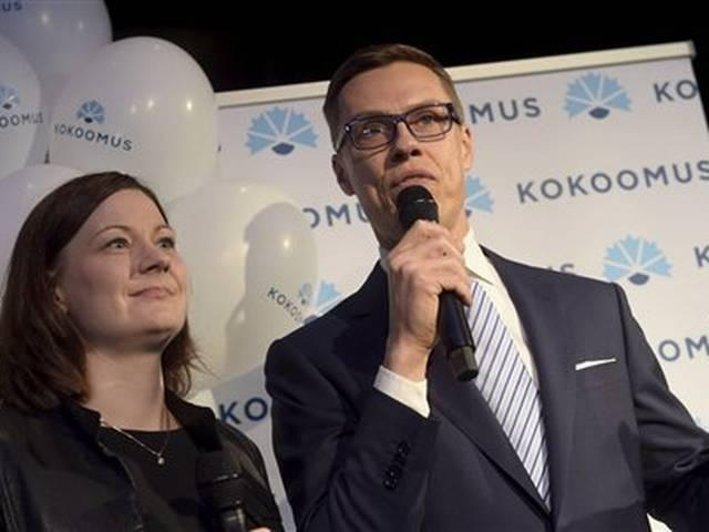 Opposition Centre wins Finnish election, ousts PM Stubb