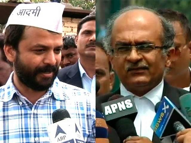 Prashant Bhushan blames Ashish Khetan of writing stories in favour of 2G accused