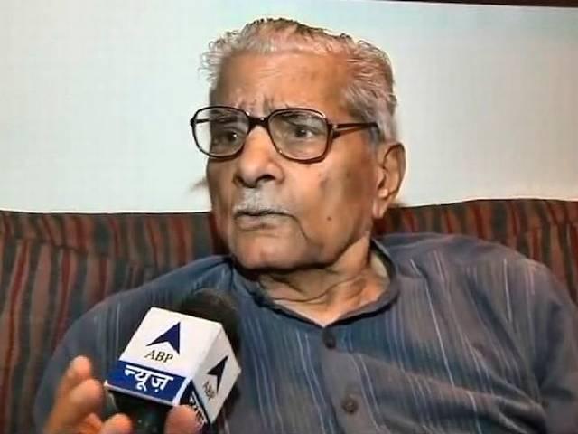 unable to understand Kejriwal: Shanti Bhushan