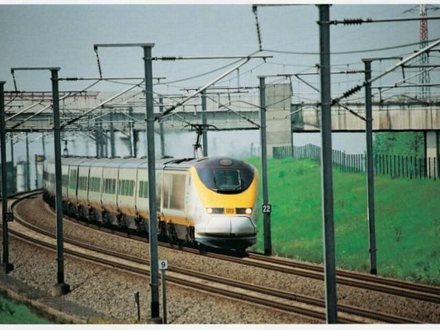 worlds fastest trains