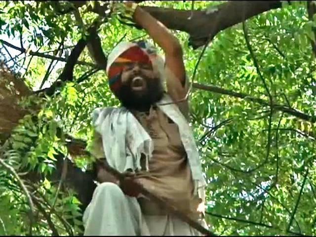 farmer gajendra suicide in rally