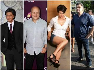 Shahrukh Khan tweeted on gajendra singh suicide