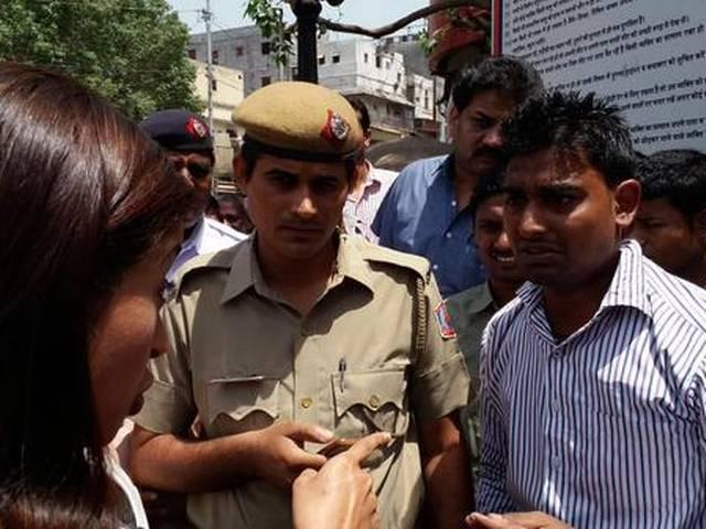 'Mentally Instable' Man Misbehaves With Alka Lamba