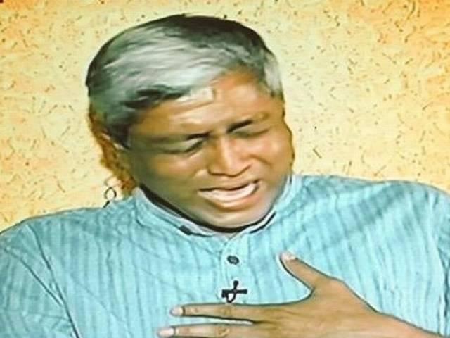 Ashutosh cries