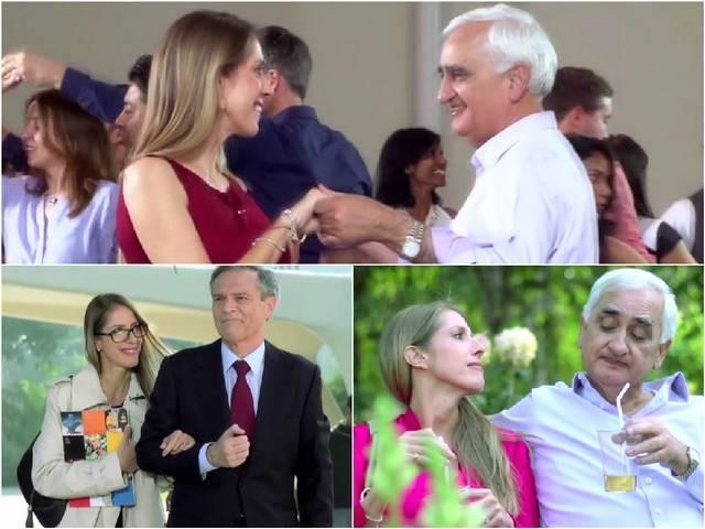 Watch Video: Kal Ho Na Ho with Mr & Mrs German Ambassador & Mr Khurshid