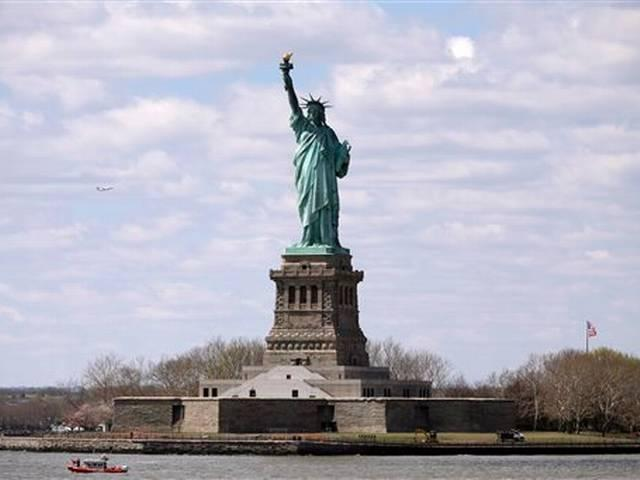 Statue of Liberty evacuated over suspicious package