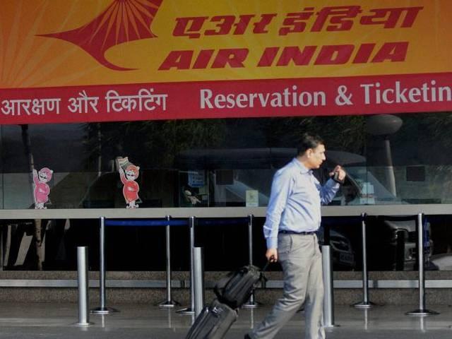AIR INDIA FLIGHT DELAYED