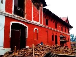 Nepal Earthquake and its devastation