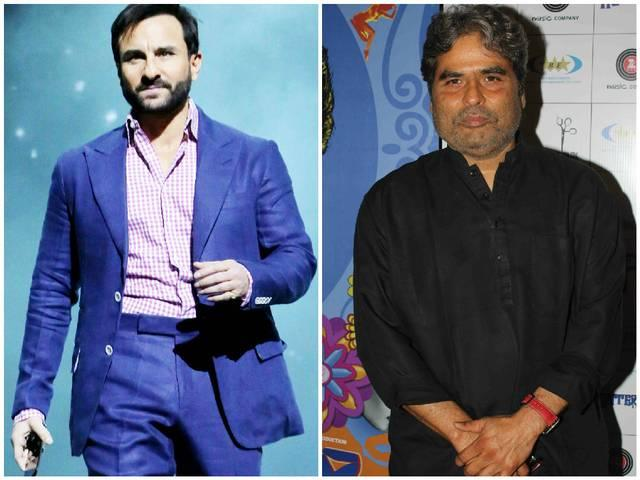 Saif is excited to work with Vishal