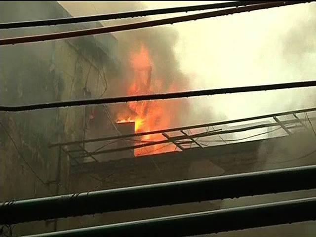 Fresh fire breaks out at Kolkata's City Mart mall