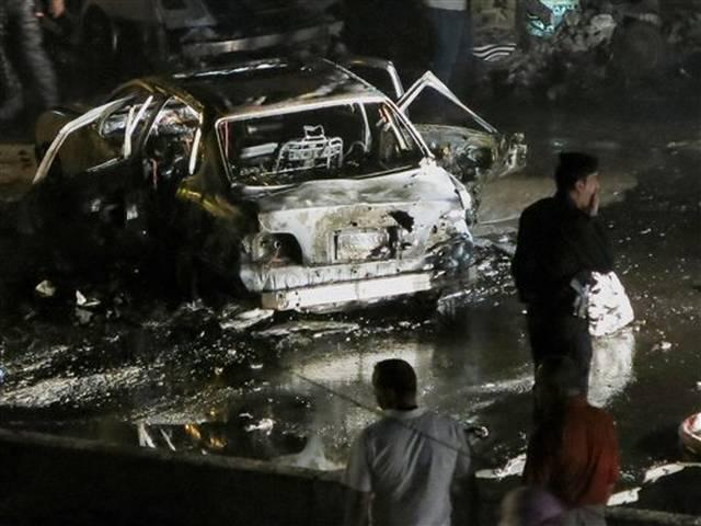 Car bombings in Iraq's capital kill at least 20 civilians
