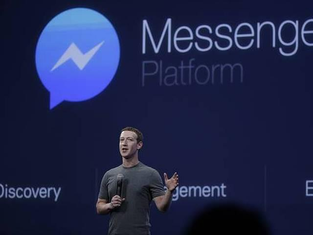 Facebook's Messenger adds video chat