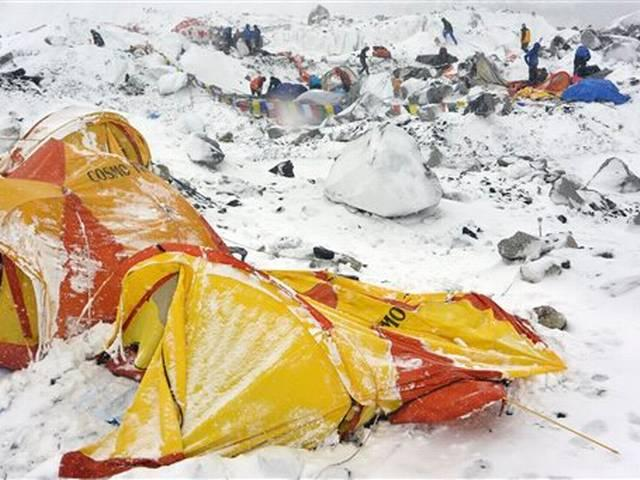 Indian Army doctor saves lives on Mount Everest