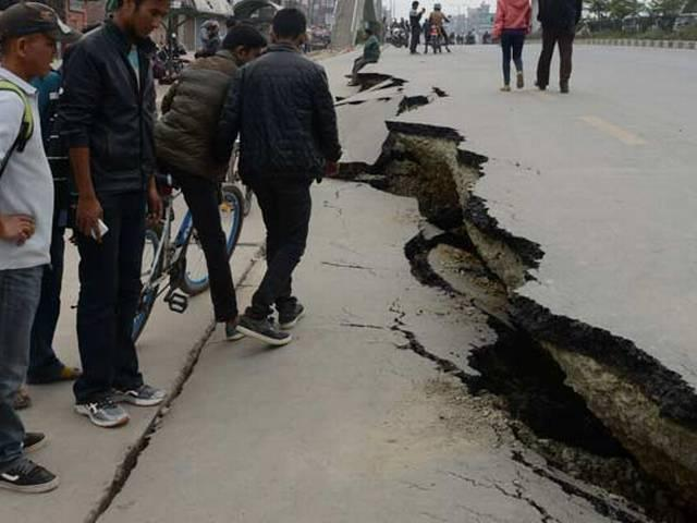 Earthquake: Nepal at high risk of landslides in coming weeks