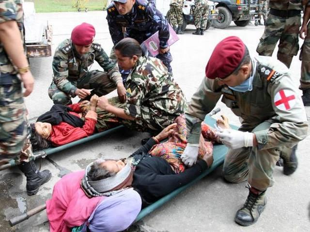 indian army_nepal_earthquake