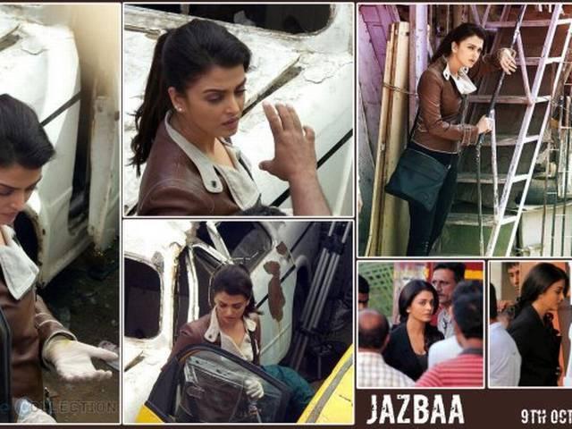 aishwarya's upcoming film jazbaa