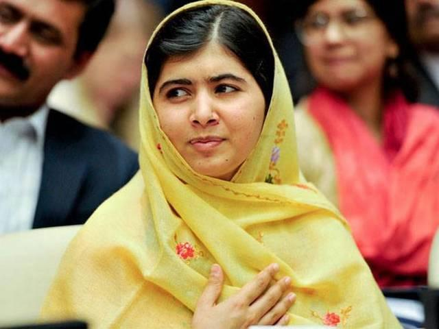 Child activist Malala Yousufzai