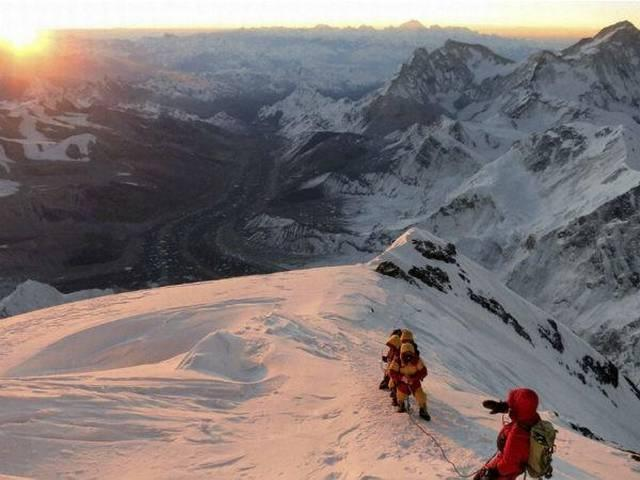 India daughters and mount everest